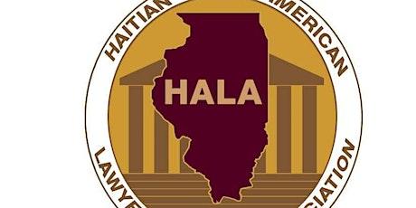 H.A.L.A's 2021-2022 Executive Board Installation Reception tickets