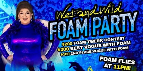Courtney Cruise's Wet and Wild Foam Party tickets