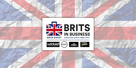Brits in Business - Networking Lunch tickets