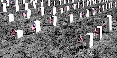 Riverside Cemetery Veterans Tour tickets