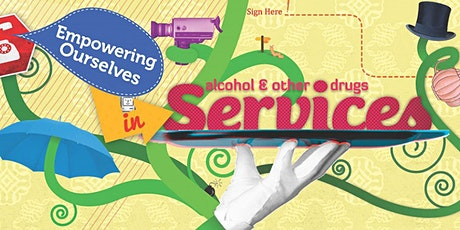 Empowering Ourselves in Alcohol + Drug Services PeerZone Workshop tickets