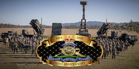 150th Anniversary of the Australian Artillery tickets