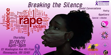 Breaking the Silence tickets