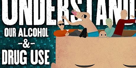 Understanding Our Alcohol + Drug Use PeerZone Workshop tickets