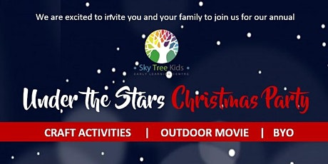 Sky Tree's Under the Stars Christmas Party tickets