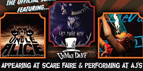 Scare Fare After Party tickets