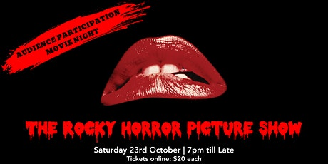The Rocky Horror Picture Show - Audience Participation Movie Night! tickets