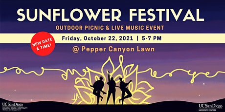 UC San Diego Sunflower Festival tickets