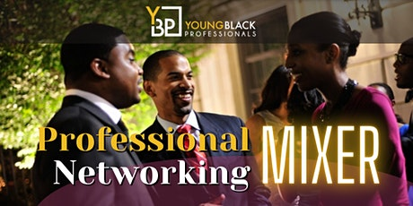 YBP Professional Networking Mixer tickets
