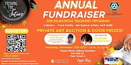 Feeding the Future Job Readiness Training Program 1st Annual Fundraiser tickets