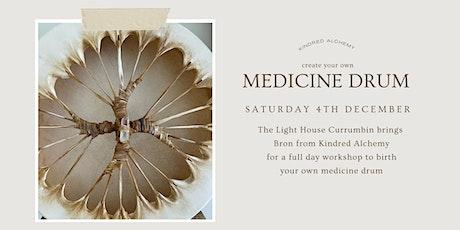 Medicine Drum Workshop - Gold Coast tickets