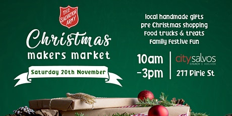 Christmas Makers Market tickets