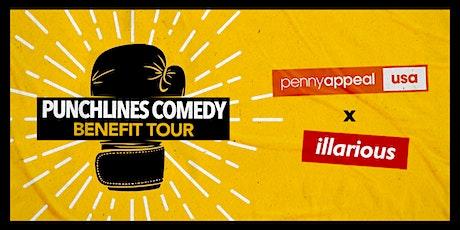 Punchlines Comedy Benefit Tour | LA tickets