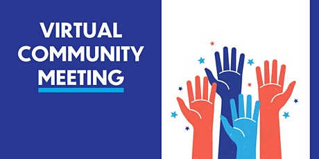 Huron Heights Community Association Meeting tickets