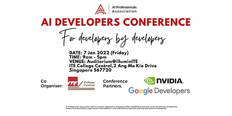 AI Developers Conference tickets