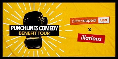 Punchlines Comedy Benefit Tour   Houston tickets
