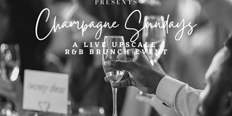 Champagne Sundays :: A Live Upscale R&B Brunch Event Presented By UnplugdLA tickets
