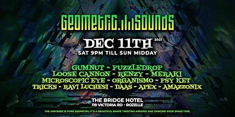 Geometric Sounds - II tickets