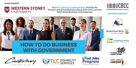 How to do Business with Government - CBCC BA5 tickets