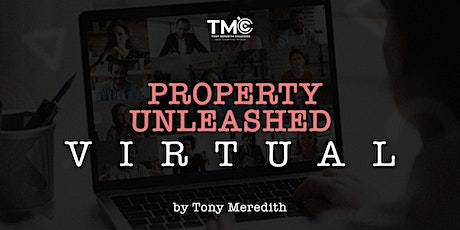 Property Unleashed (Virtual) November 2021 tickets