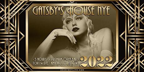 2022 Oklahoma City New Year's Eve Party - Gatsby's House tickets