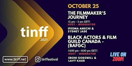 Black Actors & Film Guild Canada - (BAFGC) @ TINFF tickets