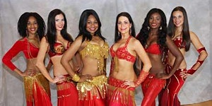 Semi Annual Belly Dance Show