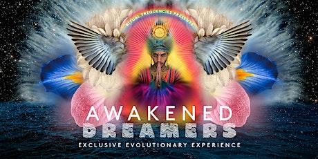 Awakened Dreamers - The Return tickets