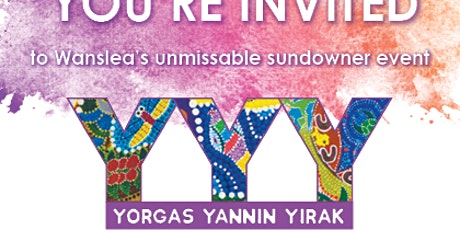 Wanslea invites you to this fabulous Event celebrating Aboriginal Woman. tickets