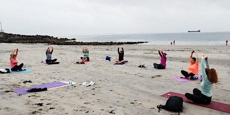 Beach YOGA - Sunday - Salthill Beach tickets