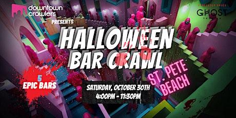 Halloween Bar Crawl - St Pete Beach tickets