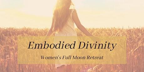 Women's Full Moon Retreat tickets