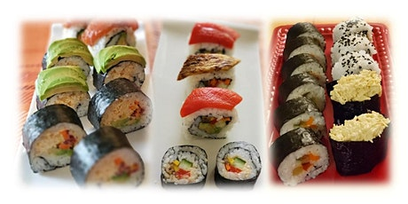 Let's Make Sushi with Shi! tickets