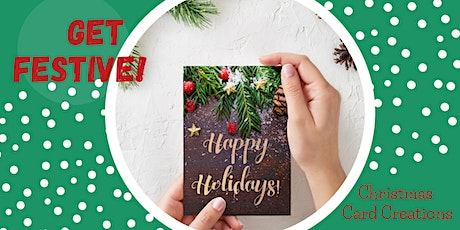 Christmas Card Creations - Seaford Library tickets