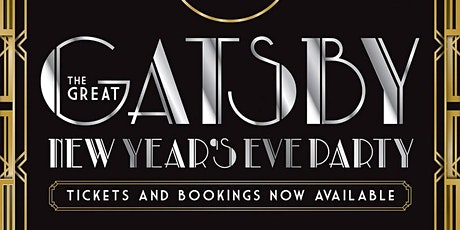 Gatsby's Roaring 20's New Years Eve  Party 2022  at Morgan Manufacturing tickets