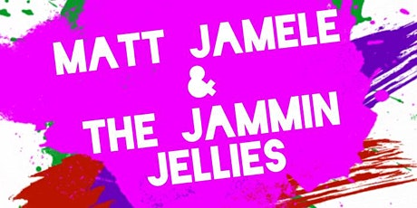 The Jammin' Jellies Single Release Show tickets