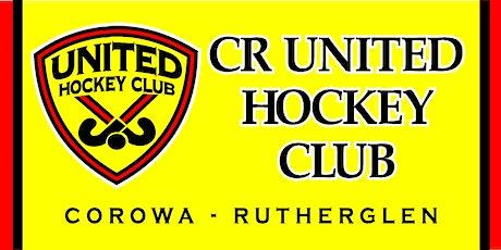 CR United U10 and U12 Presentation Day tickets