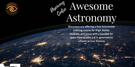 Astronomy Online-Term 4 Discovery VCES tickets