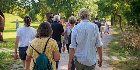 Nationale kick-off en try-out Climate Walk (Leiden en online) tickets