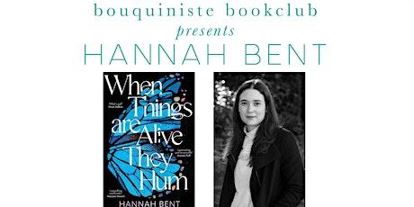 Hannah Bent Online Author Event tickets