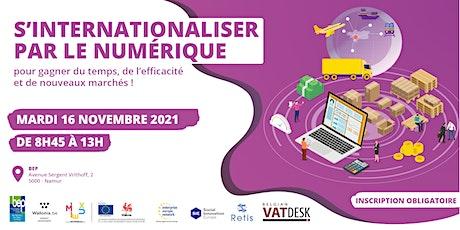 S'internationaliser par le numérique billets