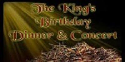 The King's Birthday Dinner & Concert