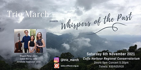 Trio March: Whispers of the Past tickets