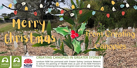 Creating Canopies Christmas Party tickets