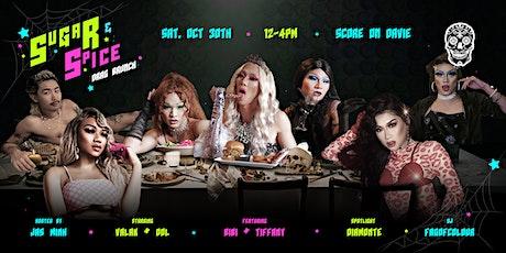 Sugar & Spice Drag Brunch tickets