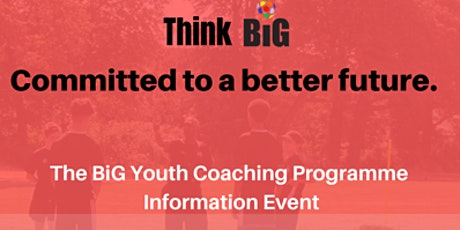 The BG Youth Coaching Programme Information Session tickets