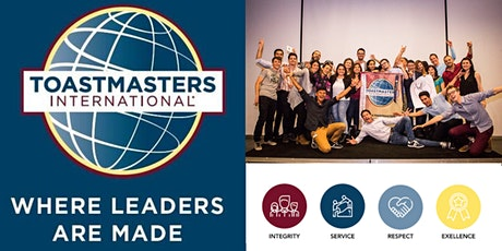 Learn Public Speaking @ Youth Toastmasters Barcelona tickets