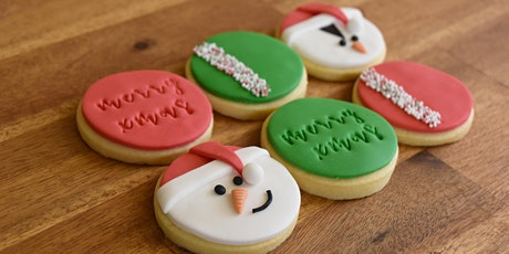 Christmas cookie decorating workshop tickets