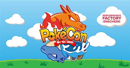 PokéCon 2021 Enschede Tickets