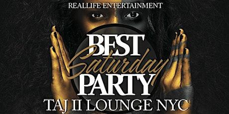 TAJ LOUNGE NEW YORK: @ TAJ SATURDAY PARTY #taj tickets